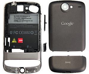 HTC Nexus One/ Google G5 Cover Set