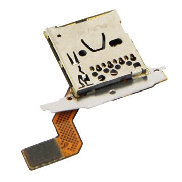 BlackBerry 9700 Bold Flex Kabel MicroSD Kaart Houder